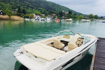 Rental Motorboat SEA RAY BOW RIDER 180 Annecy
