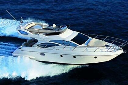 Rental Motorboat Azimut 42 Flybridge Mykonos