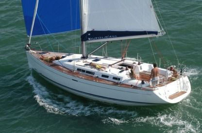 Rental Sailboat Dufour 455 Grand Large Cagliari