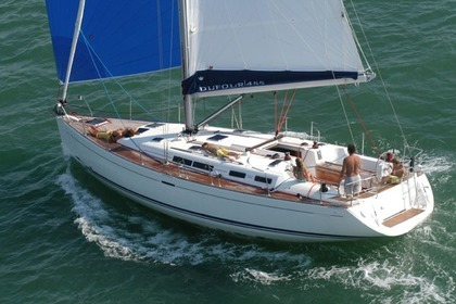 Hire Sailboat DUFOUR 455 Grand Large Cagliari