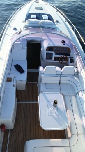 SUNSEKER SUPERHAWK 48 in Sainte-Maxime for hire