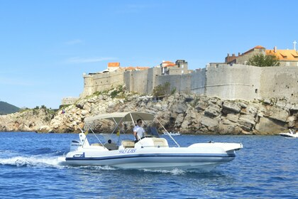 Verhuur Motorboot MARLIN 23 TOP Dubrovnik