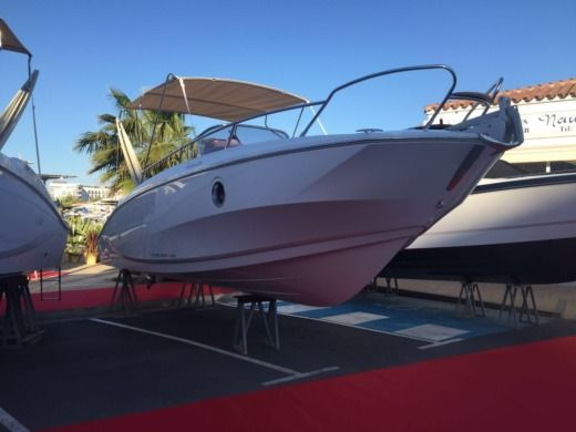 SESSA MARINE Key Largo 24 in Ibiza peer-to-peer