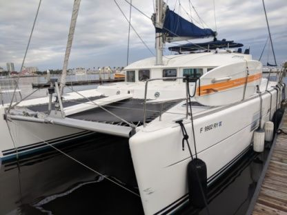 Rental Catamaran Lagoon 380 Long Beach