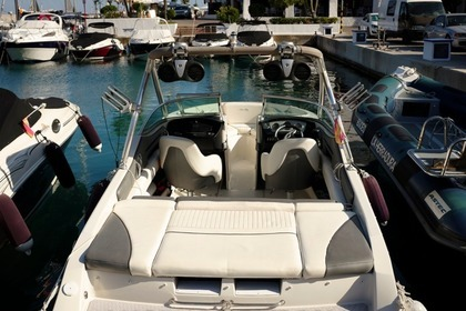 Rental Motorboat SEA RAY 230 FISSION La Herradura
