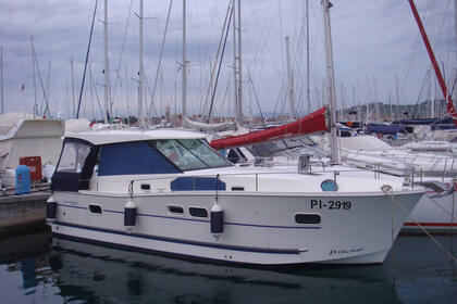 Rental Motorboat Delphia 1050 Escape Izola
