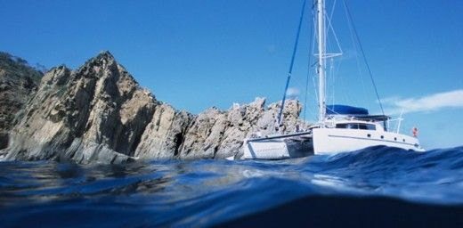 Catamarano Fountaine-Pajot Bélize 43 tra privati