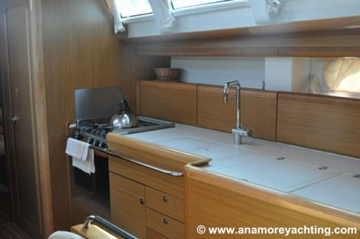 Sailboat Jeanneau Sun Odyssey 44I for rental