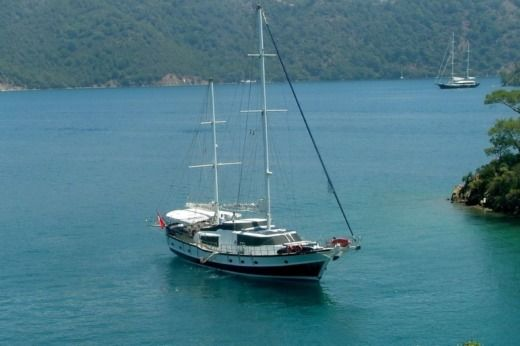 Sailboat Ece Yachting Gulet