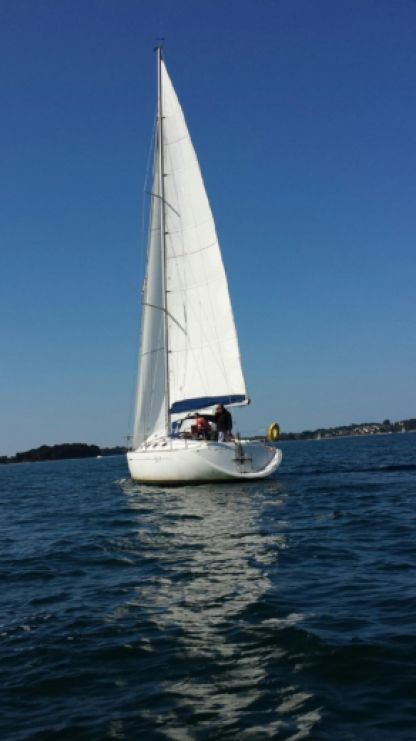 Rental Sailboat Beneteau First 35.7 Baden
