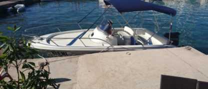 Rental Motorboat Saver 615 Wa Starigrad