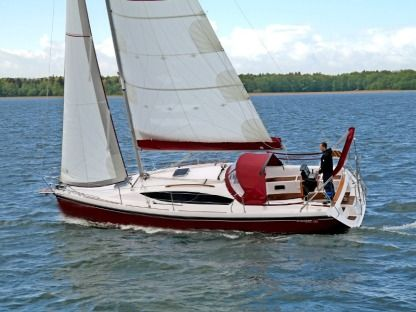 Rental Sailboat Maxus 33.1 Rs Prestige + Wilkasy