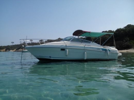 Jeanneau Leader 705 in Hyères for hire