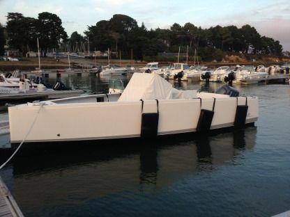 Rental Motorboat Smart Boat Smartboat 23 Arradon