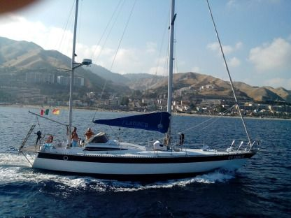 Charter Sailboat Jeanneau Dynamique 44 Messina