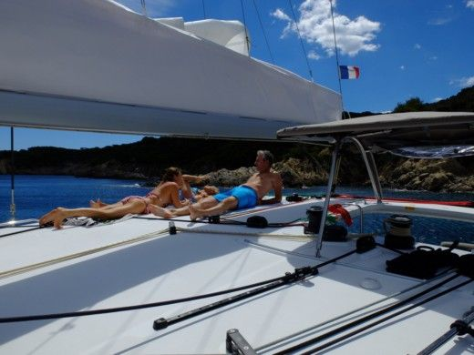 Location catamaran à Antibes entre particuliers