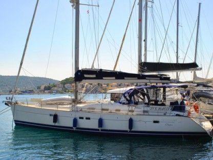 Charter Sailboat Beneteau Oceanis 523 Clipper Rogoznica