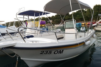 Hire Motorboat Arta Mala Njivice