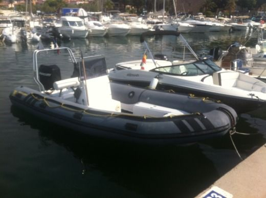 Hippocampe 600 SR in Sainte-Maxime peer-to-peer