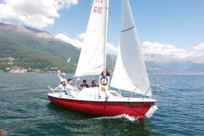 Rental Sailboat Meteor 6m Dervio