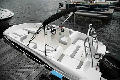 Аренда Моторная яхта Bayliner 180 Element Аликанте