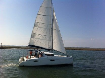 Location Catamaran Fountaine Pajot Mahe 36 Arcachon