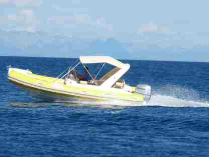 Location Semi-rigide Shark 23 Rib Boat Bol