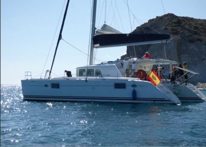 Location Catamaran Lagoon 440 Garrucha