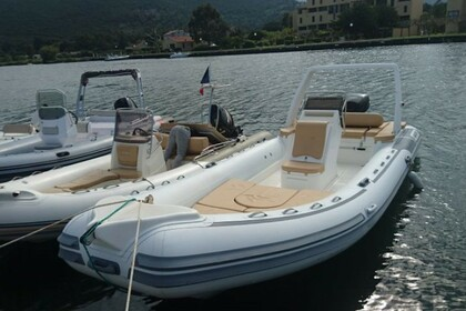 Location Semi-rigide Master 730 Open Porto-Vecchio