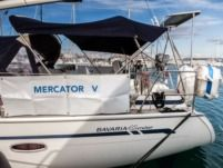 Bavaria 42C in Cannes for hire