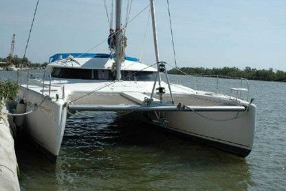 Rental Catamaran Fountaine Pajot Venezia 42 Ajaccio