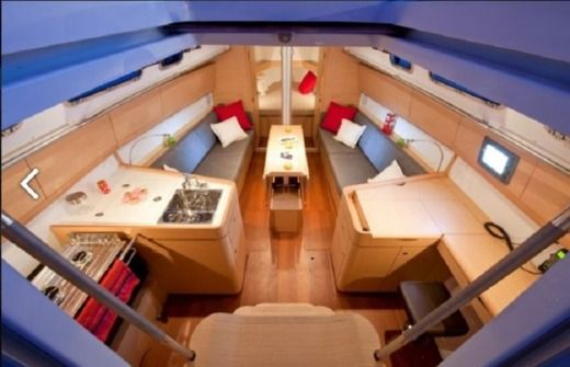 Sailboat Beneteau First 35 peer-to-peer