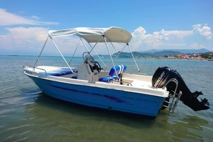 Hire Motorboat Ploteus 520 Corfu