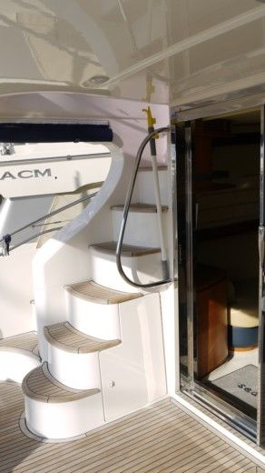 AZIMUT Azimuth 50 Fly in Propriano for hire