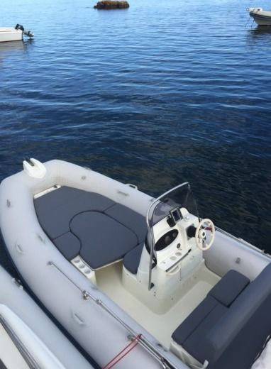 RIB Zodiac Medline 2 C for hire