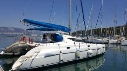 Location Catamaran Fountaine Pajot Athena 38 Saint-Mandrier-sur-Mer