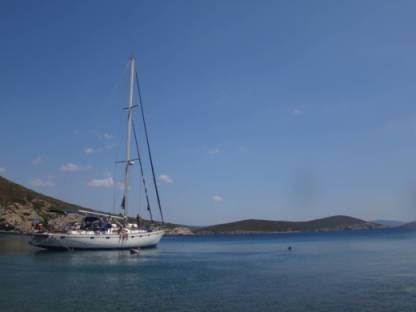 Charter Sailboat Atlantic Deluxe 61 Mykonos