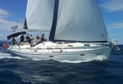 Charter Sailboat Bavaria 40 Cruiser San Salvo