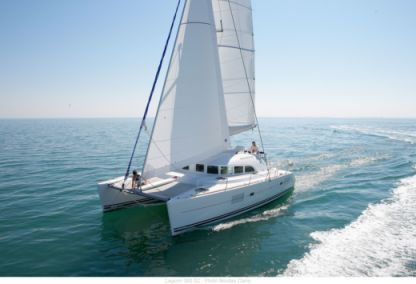 Location Catamaran Lagoon Lagoon 380 Port Mahon