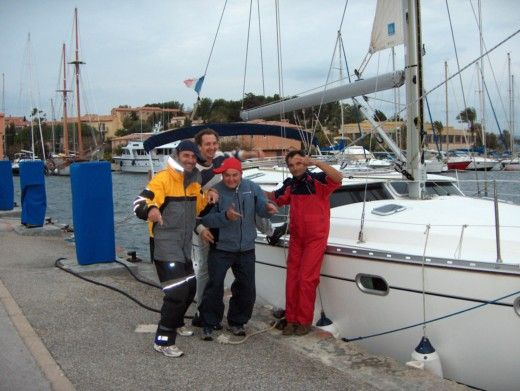 Sailboat JEANNEAU Sun Odyssée 31 for hire