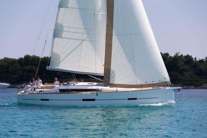 Charter Sailboat Dufour 460 Grand Large Capo d'Orlando