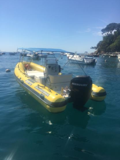 Rental RIB Joker Boat Coaster 470 Santa Margherita Ligure