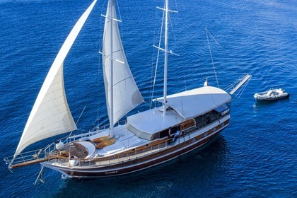 Hire Sailing yacht Custom Gulet Allure Split