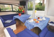 Rental houseboat in Carrick-On-Shannon