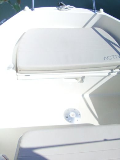 Motorboat Quicksilver ACTIV 535 peer-to-peer