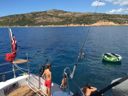 Location Catamaran Alliaura Marine Privilege 585 Easy Cruise Olbia