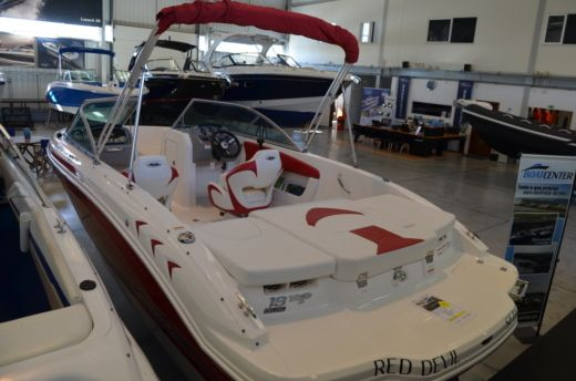 Motorboat Chaparral H2O 19 Sport for hire