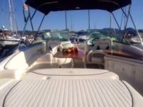 Motorboat Monterey Monterey 268 Ss for hire