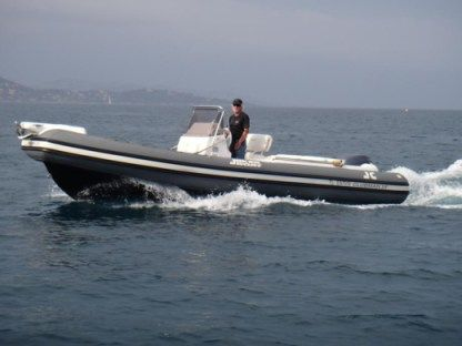 Location Semi-rigide Joker Boat Clubman 24 Grimaud