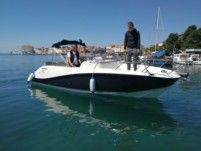 Quicksilver 675 in Poreč for rental